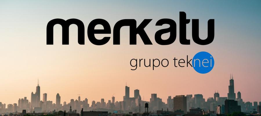 El Grupo Teknei se integra con Merkatu Group para reforzar su liderazgo dentro del sector de las tecnologías de la información ampliandolo hacia la transformación digital basada en dato y el digital (data driven) business